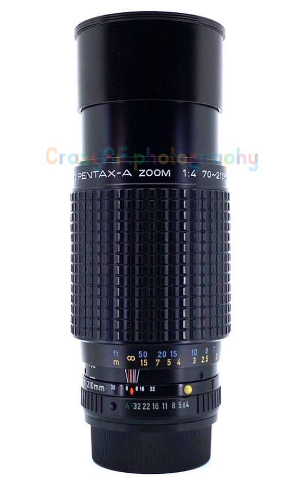 Pentax-A 70-210mm F4